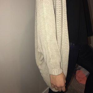 Women's Oversized Slouchy Cardigan
